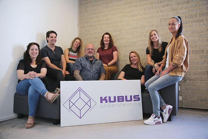 Kubus Ondersteuning - Het team!